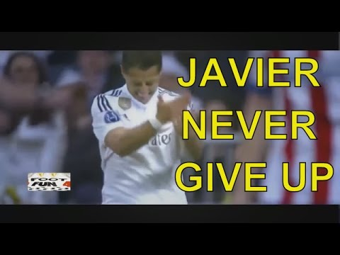 Thank You Javier Hernandez Chicharito more and more HD