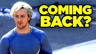 Avengers Endgame - QUICKSILVER Returning? Marvel Phase 4 Theory!