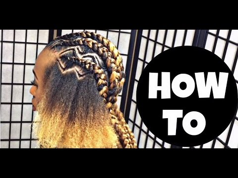 how to make hair style in home 156 lizard braid part1 6155