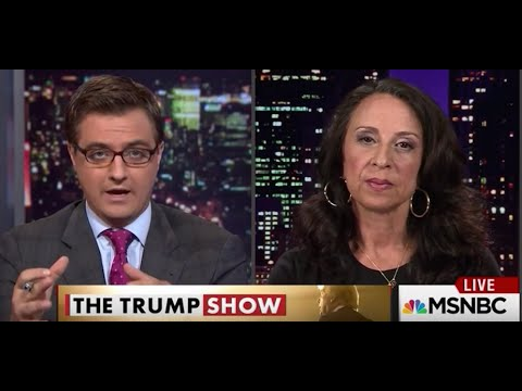 Maria Hinojosa Discusses Trump-Ramos Confrontation