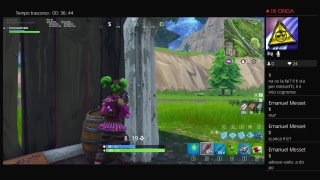 Fortnite single royal battle
