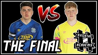 HASHTAG ACADEMY FINAL! JACK vs SCOTT!