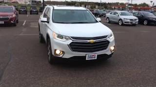 2018 Chevrolet Traverse LT Leather at Don Johnson Motors in Rice Lake, WI (R1858)