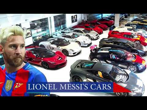 Lionel Messi - Wealth - Cars and Mansions - Street Media TV