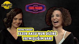 """Emel Yalçın """"Çok Tatlısın Fatma"""" 12.Bölüm Konuk: Fatma Turgut"""
