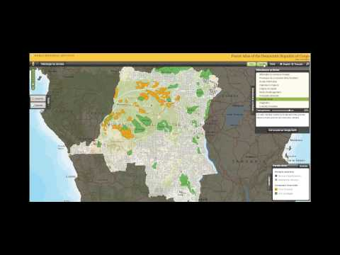 Increasing Forest Transparency in the Congo Basin