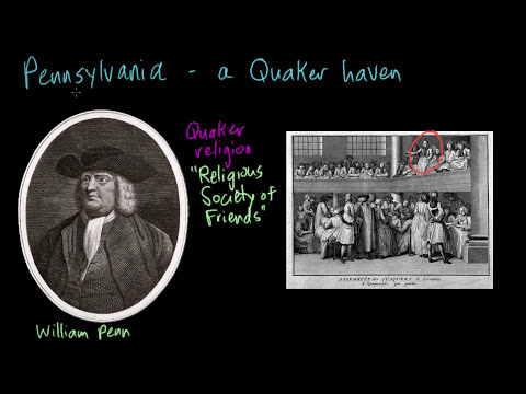 The Middle Colonies | Period 2: 1607-1754 | AP US History | Khan Academy