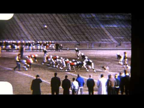 Auburn Spring Football 1964