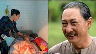 Giây phút hấp hối đến khi mất và lễ nhập quan của diễn viên Lê Bình ngày 1thang 5 năm 2019