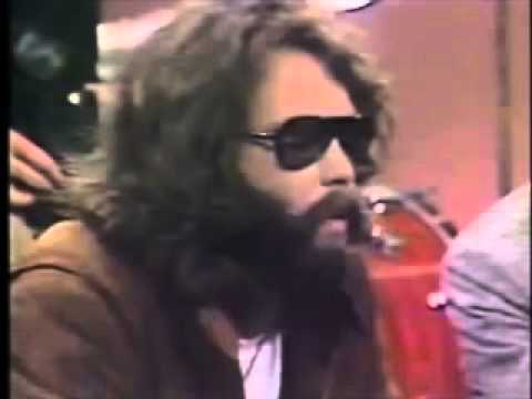 Jim Morrison  Future of Music 1969