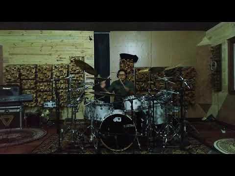 Padi Sang Penghibur Drum Cover