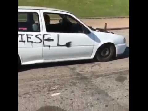 Vw Gol Turbo Diesel Arando !