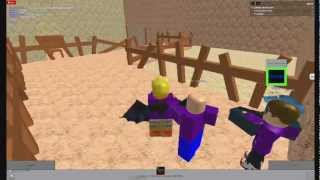 Roblox Movie Team:Roblox Evil 5:Part 1-Uroboros Discovered