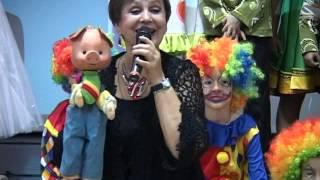 "Татьяна Судец, концерт ""Рыжий клоун - белый клоун"""