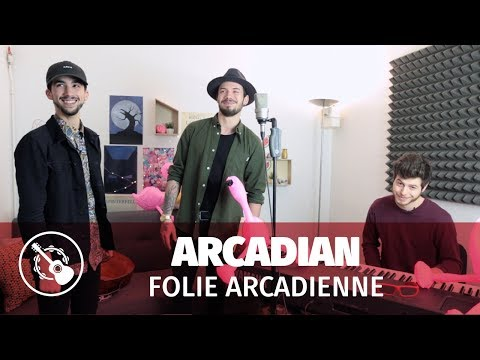 Arcadian — Folie arcadienne (live @madmoiZelle)