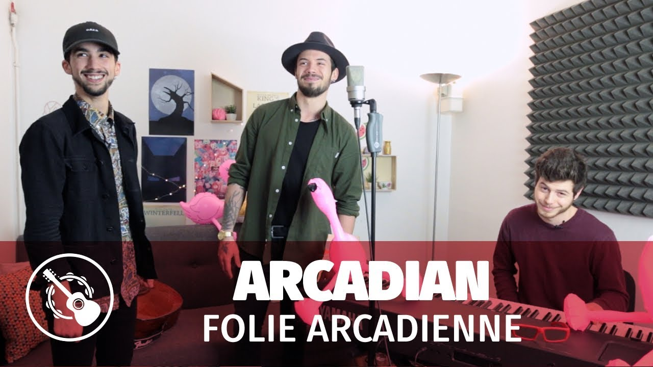 folie arcadienne mp3
