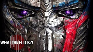Transformers: The Last Knight - Movie Review