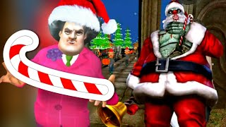 ? SCARY SANTA Christmas Escape! ENDING [Android - IOS] Gameplay - Walkthrough