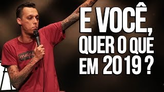 ANO NOVO - NIL AGRA - STAND UP COMEDY