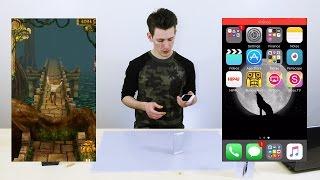 Как записать видео с дисплея iPhone, iPod Touch и iPad! (БЕЗ ДЖЕЙЛБРЕЙКА!!!)(В этом видео я рассказываю как можно записать видео прямо с дисплея вашего Apple устройства! Для этого вам..., 2016-03-02T02:29:08.000Z)