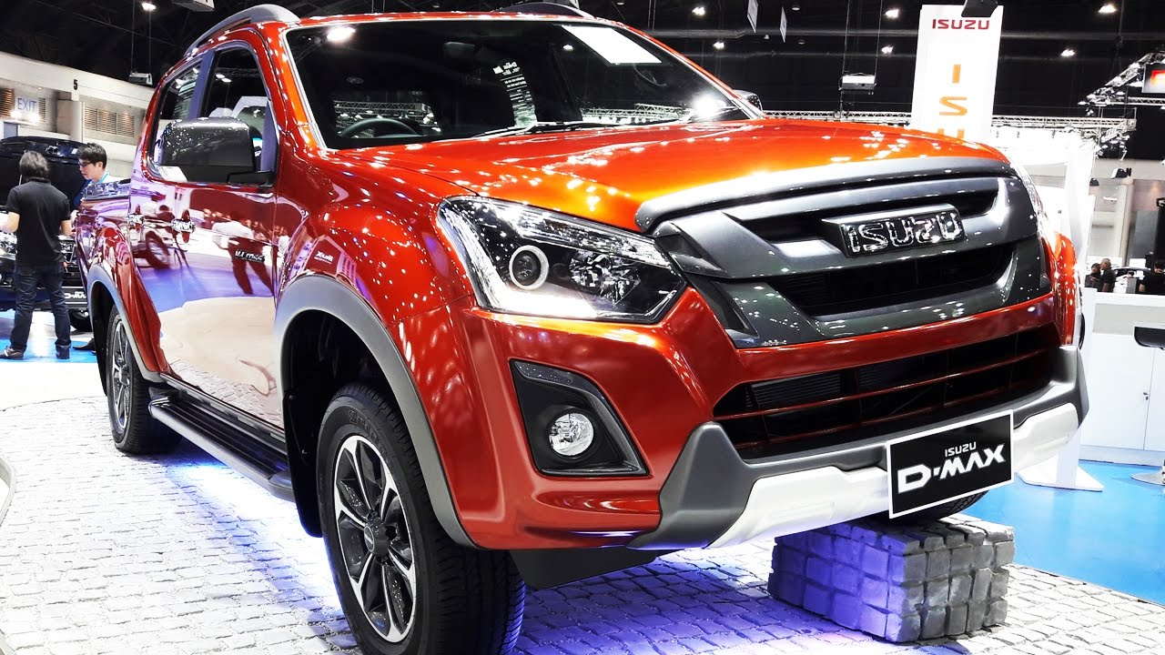 Isuzu DMAX VCross 30 Ddi Z Prestige MAX 4x4 AT  YouTube