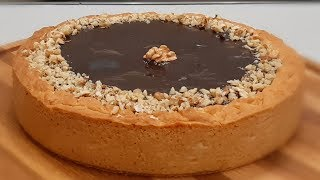 Такого пирога вы точно еще не пробовали и он обязательно будет на моем Новогоднем столе