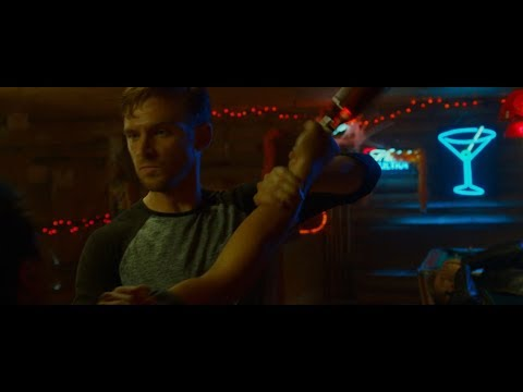 The Guest - Bar Fight Scene (1080p)