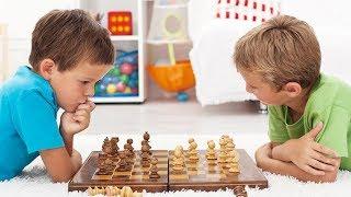 Детские шахматы. Фрагменты из тренерской практики