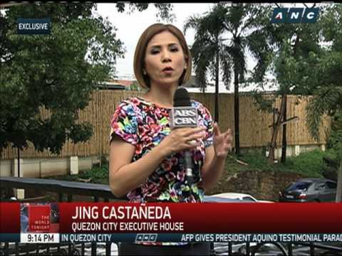 Robredo to use QC Executive House as VP's office