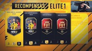 RECOMPENSAS ELITE 1 FUT CHAMPIONS !!!