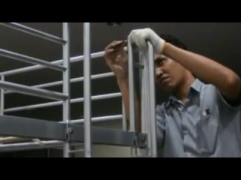 Galaxy Bunk Bed Assembly Video
