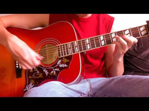 Cascada (Everytime We Touch) Acoustic Guitar Cover
