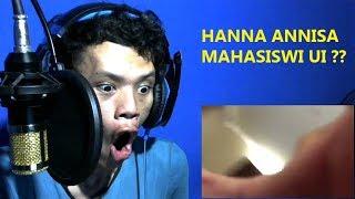 Hanna Anisa Mahasiswi Ui