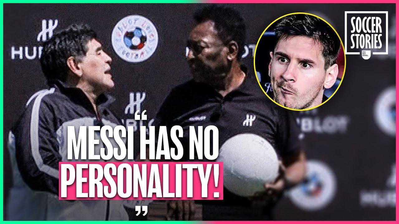 11 Football Stars Who Dared To Criticize Leo Messi