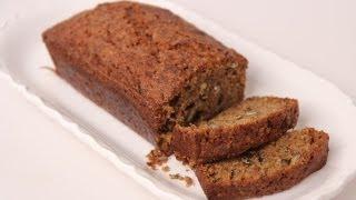 Homemade Zucchini Bread Recipe - Laura Vitale - Laura In The Kitchen Episode 436