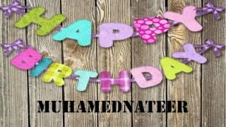 MuhamedNateer   Birthday Wishes
