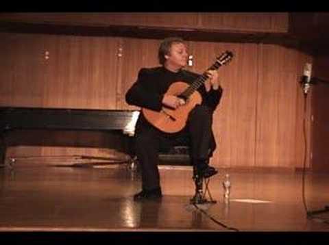 Suite Castellana - Fandanguillo by Federico Moreno-Torroba