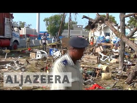 Somalia: Al-Shabab attack at Mogadishu port kills dozens