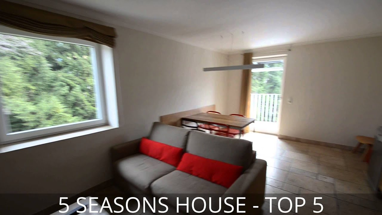 5 Seasons House Zell am See - TOP 5 by All in One Apartments - YouTube