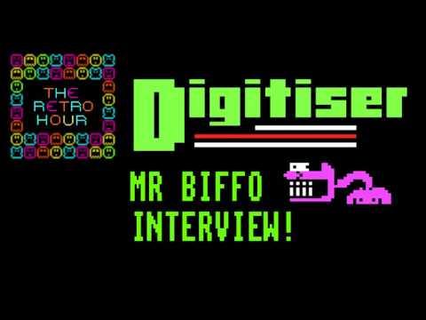 The Retro Hour - Episode 4 (Mr Biffo - Digitiser/Teletext)