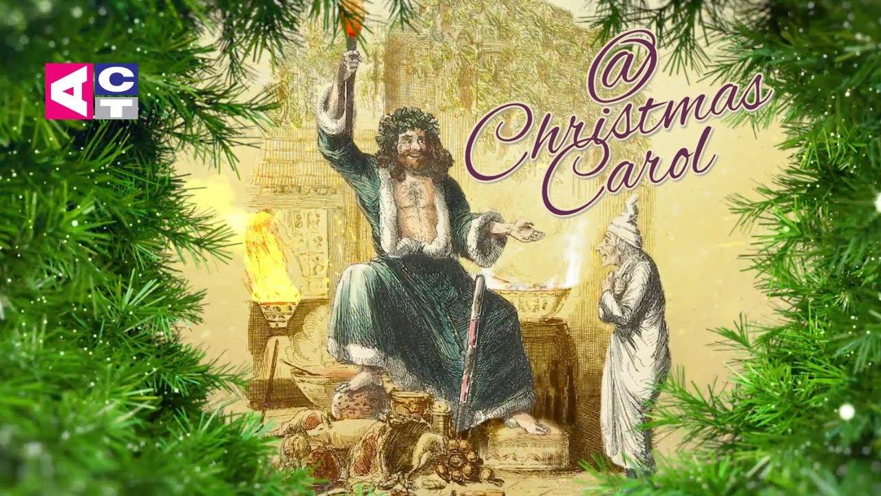 Act Seattle Christmas Carol 2021 A Christmas Carol 2020 Act Theatre
