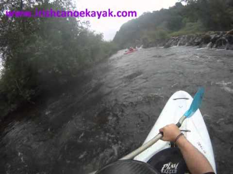 River Barrow Kayaking