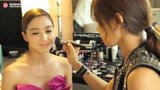 Marie Claire Korea Red Carpet Makeup by MAC   YouTube Thumbnail