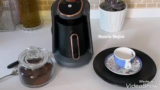En güzel kahve Arzum Okka ile nasıl yapılır