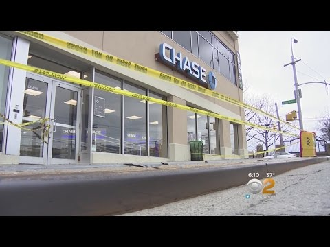 Queens Bank Robbery Foiled