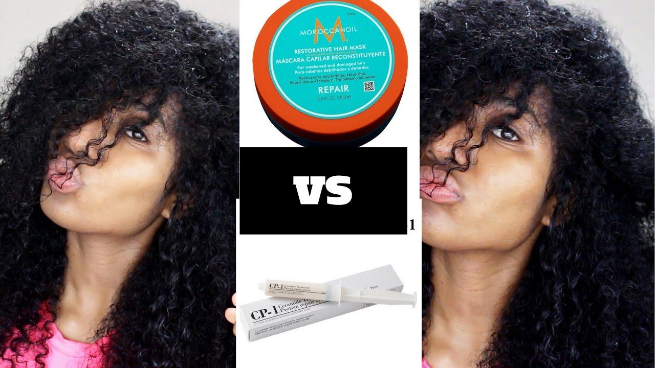 Moroccan Oil Restorative Hair Mask Vs Cp 1 Ceramide Treatment