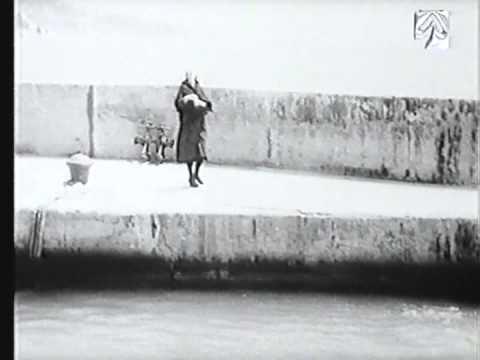 Boris Dvornik u filmi Čovik od svita.mpg