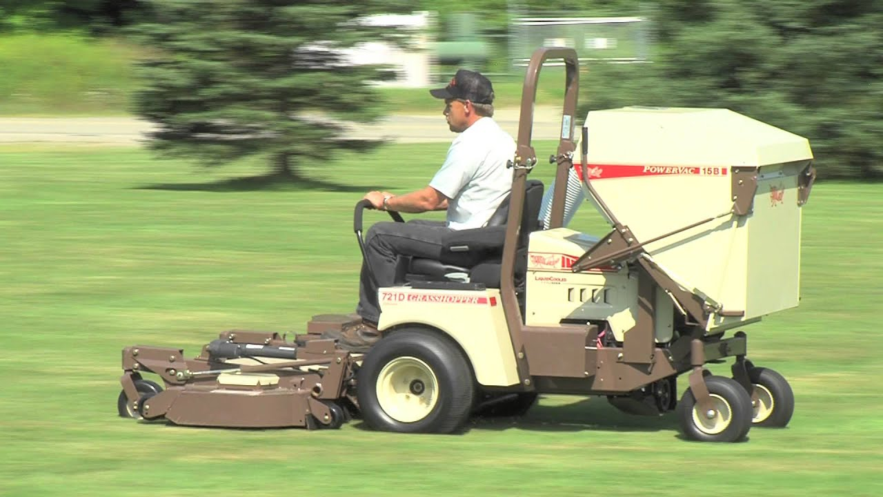 Grasshopper Mower Reviews - #GolfClub