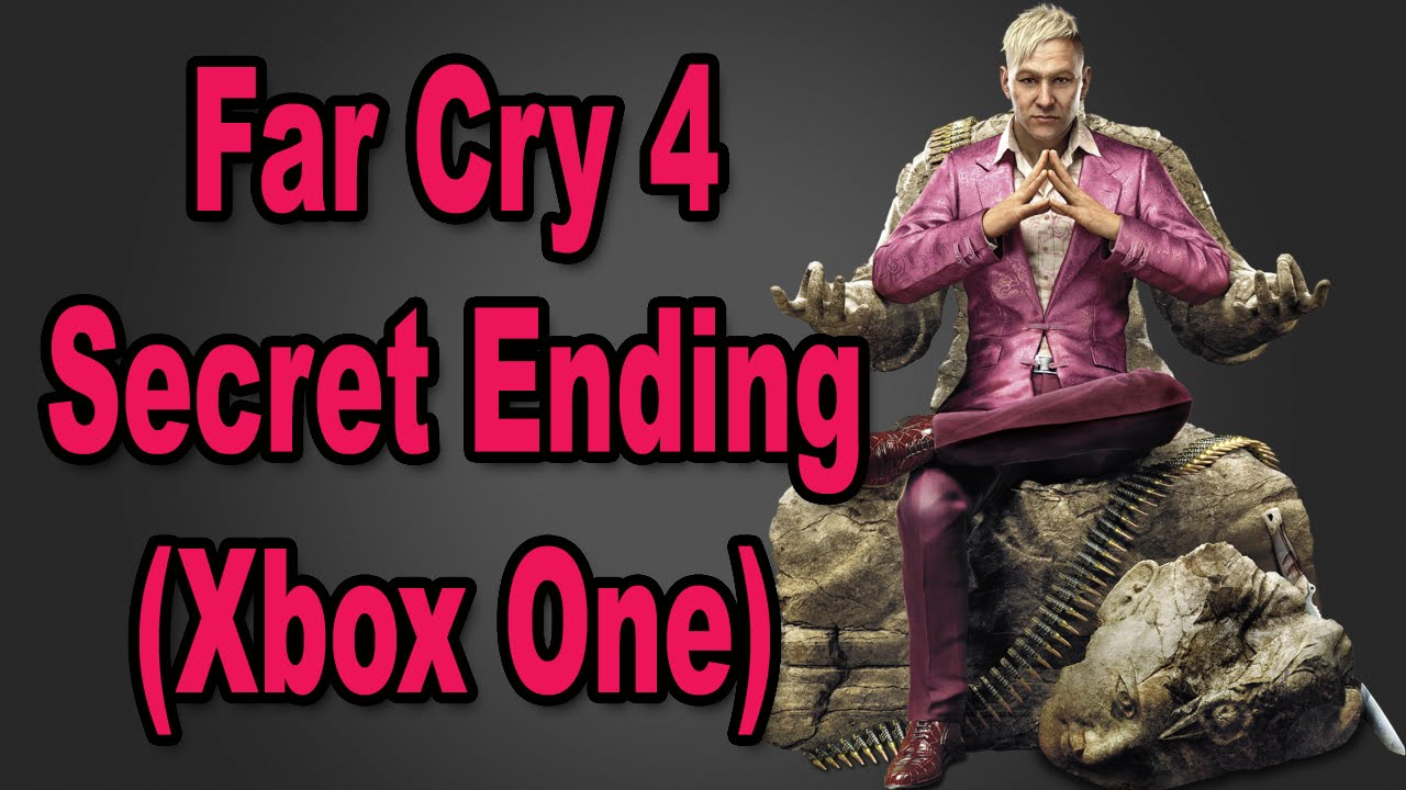 far cry 1 ending a relationship