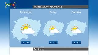 RTF.1-Wetter 21.07.2020